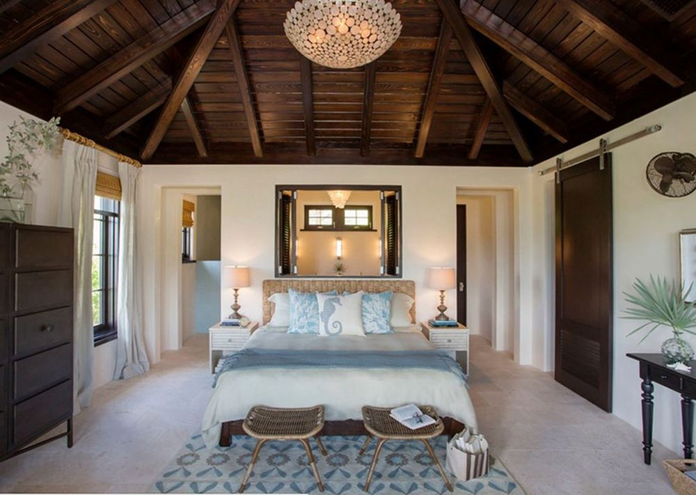 tropical bedroom interiors by herlong and associates architects tropical bedroom furniture ideas
