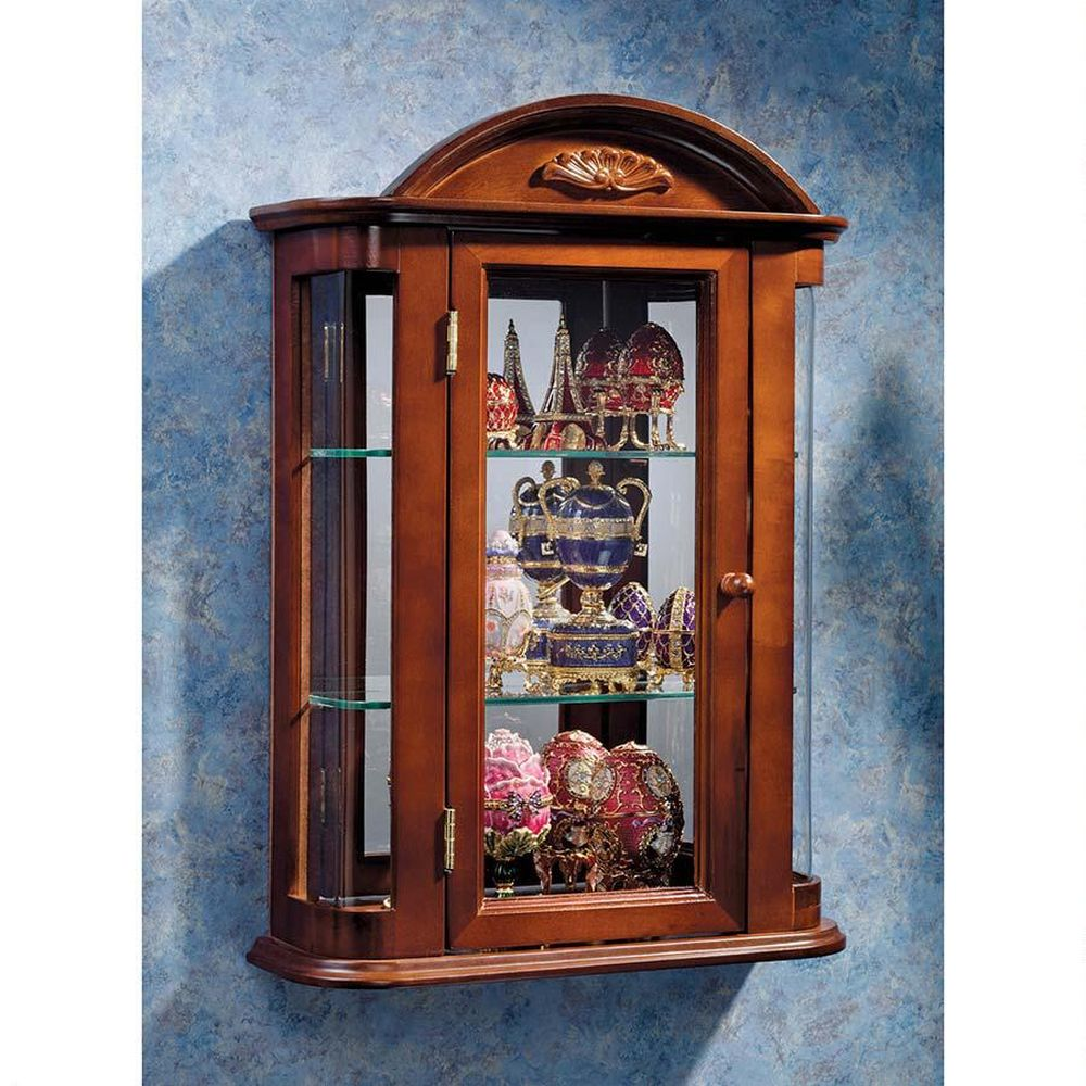 rosedale-hardwood-wall-curio-cabinet-wall-mounted-curio-cabinet-and-what-to-consider-when-purchasing