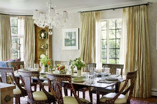 Elegant Formal Dining Room Furniture