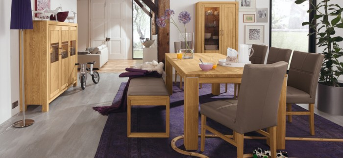 European Contemporary Dining Room Furniture