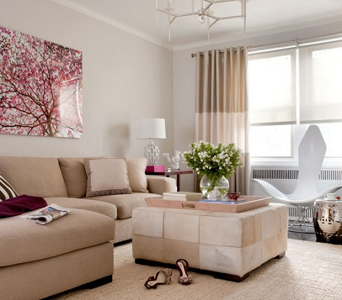 Formal Living Room Furniture Layout