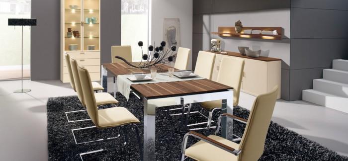 Modern Italian Dining Room Sets