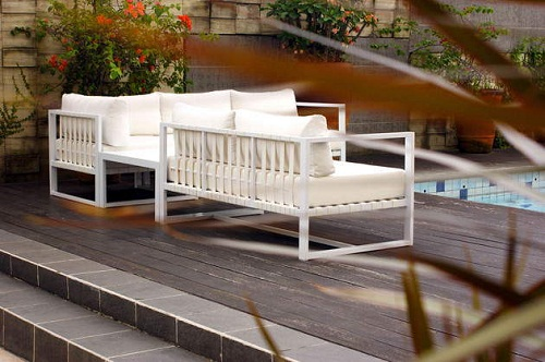 Round Modular Outdoor Furniture