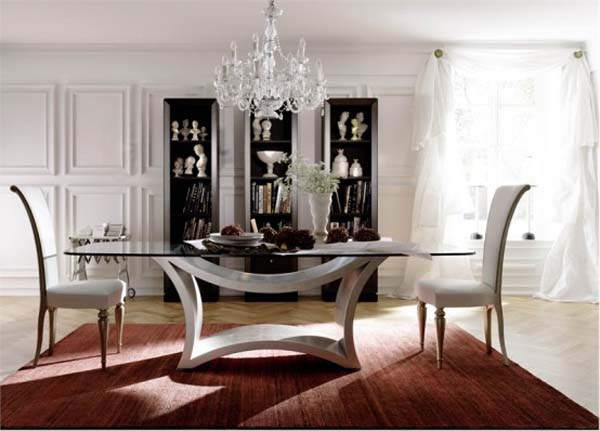 The 3751 Dining Table