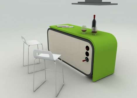 tiny apartment furniture