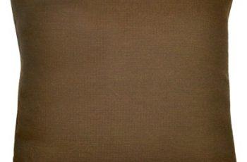 Smith & Hawken Outdoor Deep Seating Back Cushion – Espresso