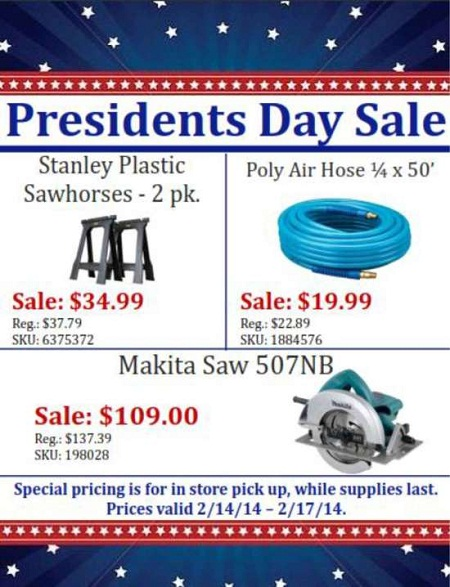 Ashley Furniture Washingtons Birthday Sale
