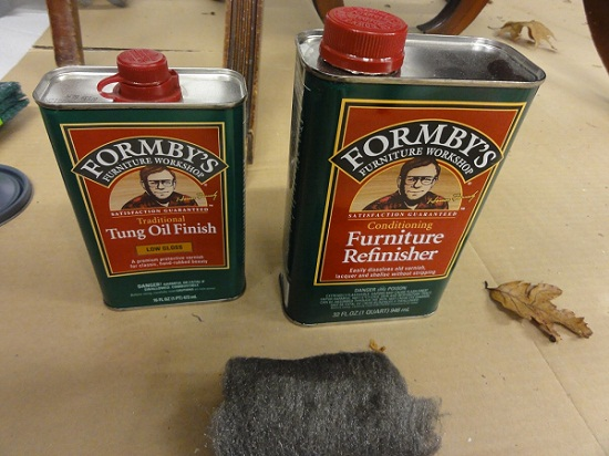 Formby's Furniture Refinishing Products