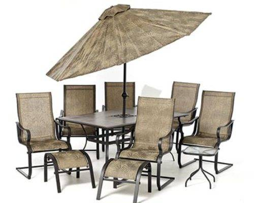 Fry's Marketplace Patio Furniture Boscov Dining Sets