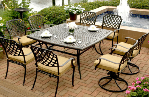 Fry's Marketplace Patio Furniture Heritage Collection