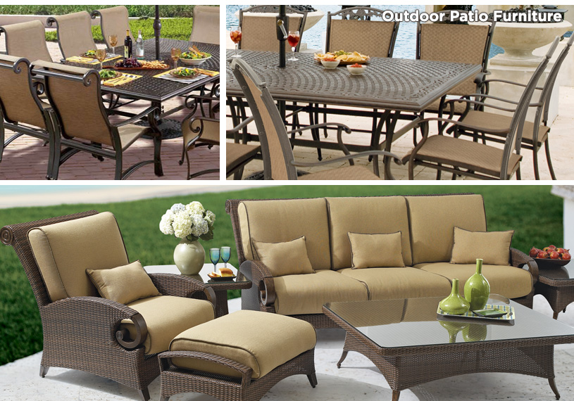 Fry's Marketplace Patio Furniture Outdoor Fortunoff
