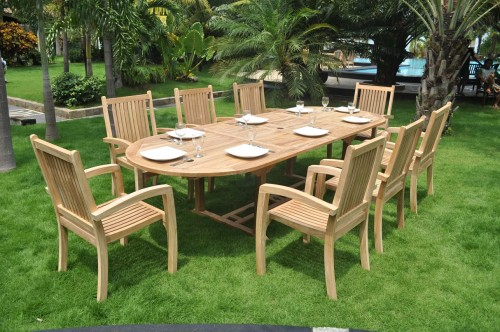 Fry's Marketplace Patio Furniture Teak Clearance