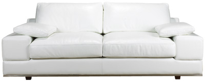 Leather Reclining Sofa Charlotte NC - Newport-Panda