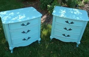 Repurposed Painted Furniture