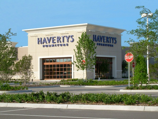 Haverty's Furniture Location Reviews