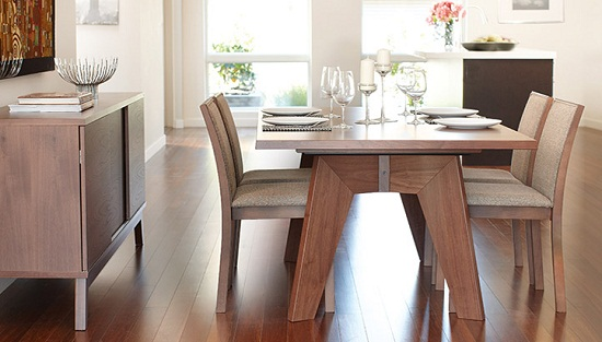 Dania Furniture Dining Table
