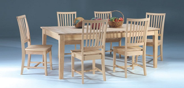Unpainted Furniture Raleigh NC