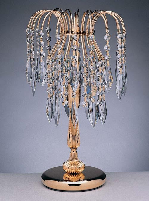 Chandelier Table Lamp Furniture Luxury