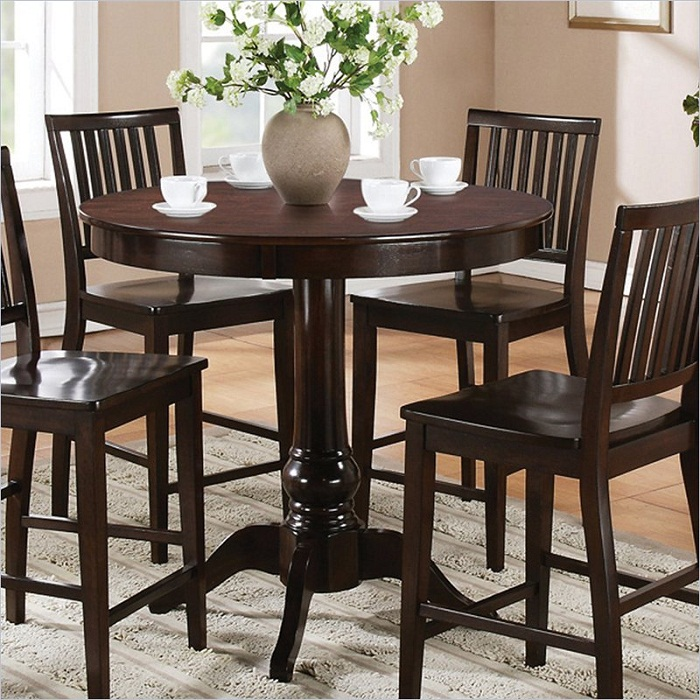 Counter Height Kitchen Tables Round