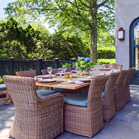 McKay's Outdoor Furniture - Kingsley Sag Dining