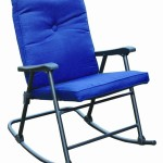 Outdoor Folding Rocking Chair Camping