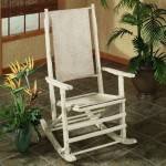 Outdoor Folding Rocking Chair Classic