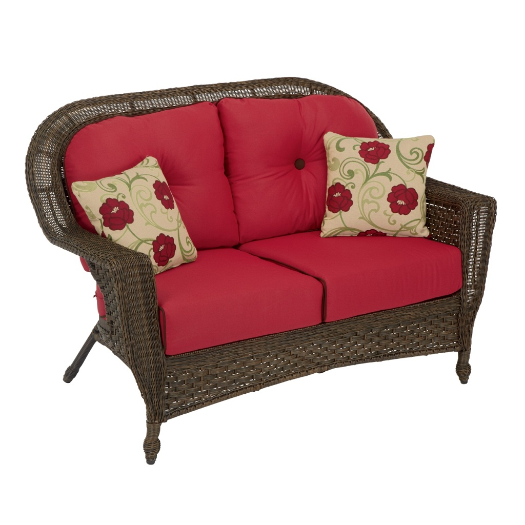 Replacement Cushions For Wicker Furniture Chairs Homes