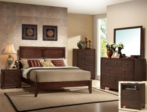 T&D Furniture Bedroom