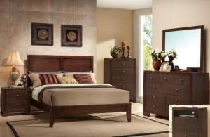 T&D Furniture Bedroom