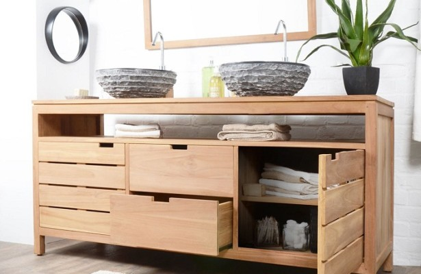 teak bathroom furniture suppliers