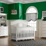 White Nursery Furniture Sets 3 Pieces