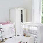 White Nursery Furniture Sets 6 Piece Nursery Room Set