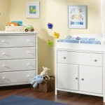 White Nursery Furniture Sets Cotton Candy Pure