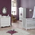 White Nursery Furniture Sets Kidsmill Claudia