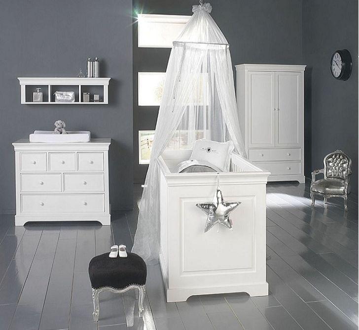 White Nursery Furniture Sets Kidsmill Marseille