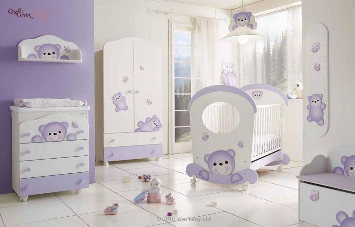White Nursery Furniture Sets Orsetto