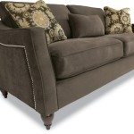 Apartment Size Sofa Delaney Transitional