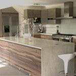 Free Standing Kitchen Island with Stools