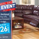 Memorial Day Furniture Sales in Arizona