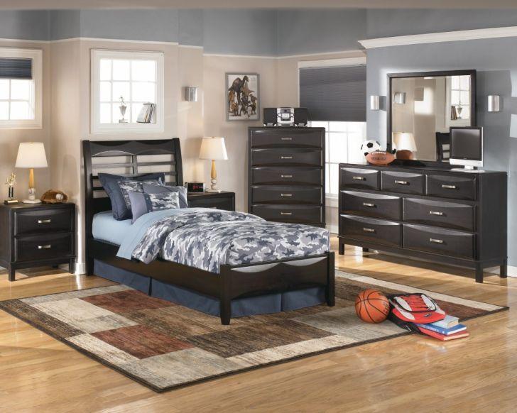 North Shore Bedroom Set B553