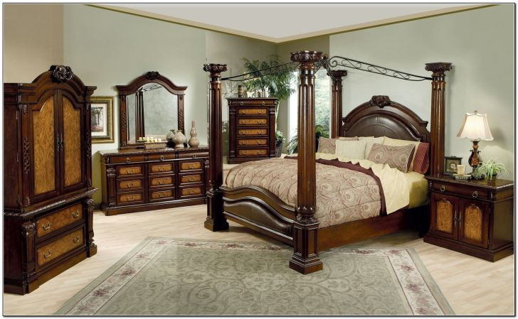 North Shore Bedroom Set Canada
