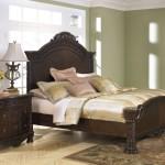 North Shore Bedroom Set King Panel Bed