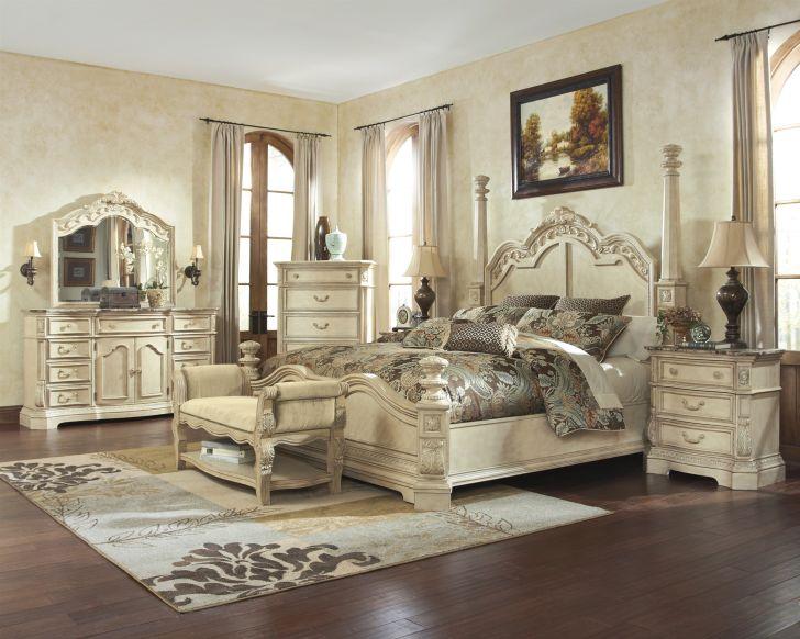 North Shore Bedroom Set Ortanique Sleigh