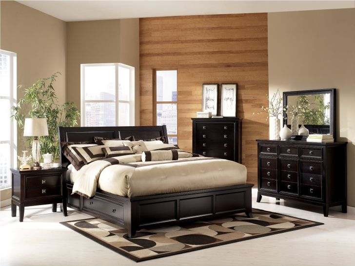 North Shore Bedroom Set Panel