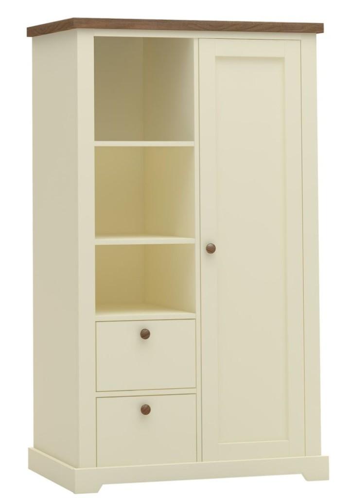 Nursery Furniture Collections Siesta Cream Wardrobe