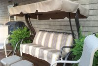 Replacement Cushions for Outdoor Furniture Swings Back