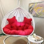 White Wicker Bedroom Furniture Hammock Chair Swing