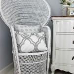 White Wicker Bedroom Furniture UK
