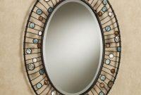 Capizia Oval Wall Mirror