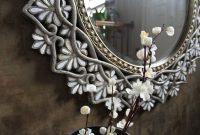 Decorative Foyer Style Mirror